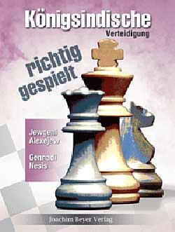 Alexejew und Nesis Königsindische Verteidigung Cover