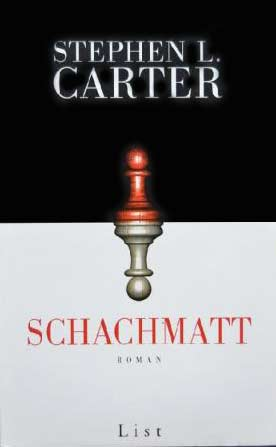 Stephen Carter Schachmatt Cover
