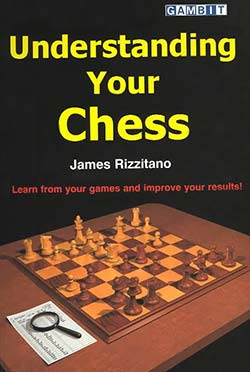 Rizzitano Understanding your Chess Cover