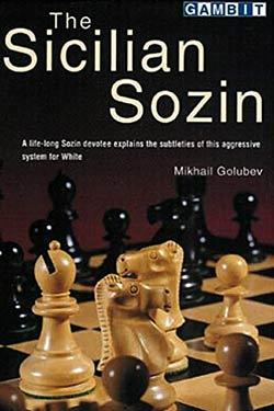 Golubev Sicilian Sozin Cover