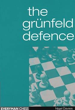 Davies The Grünfeld Defence Cover