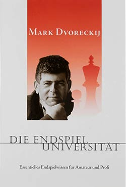 Dworetskis Endspieluniversität Cover