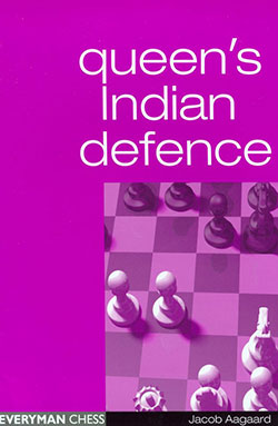 Aagaards Queen's Indian Defence Cover