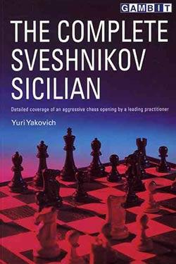 The Complete Sveshnikov Sicilian Cover