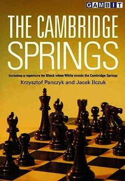 The Cambridge Springs Cover
