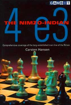 The Nimzo-Indian 4.e3 Cover