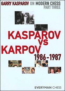 Kasparov vs Karpov part 3 Cover