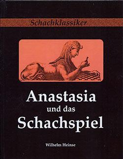 Anastasia und das Schachspiel Cover