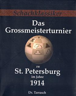 Tarrasch St. Petersburg 1914 Cover