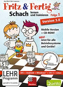 Fritz & Fertig, Folge 1, Cover