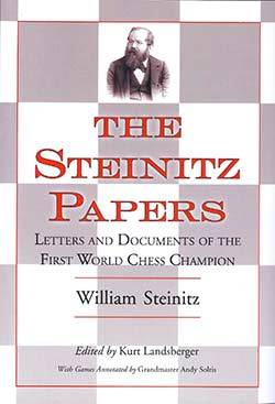 The Steinitz Papers Cover