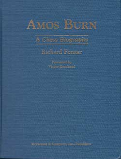 Forsters Amos Burn Cover