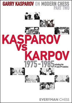Kasparov vs Karpov Cover