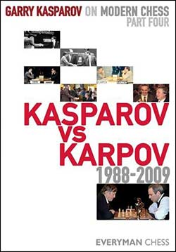 Kasparov vs Karpov 4 Cover