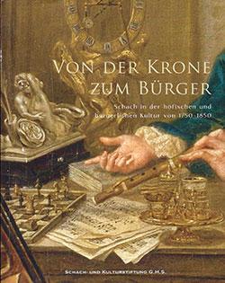 Von der Krone zum Bürger Cover