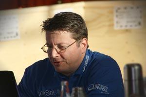 Marc Lang Blindschach-Weltrekord 12
