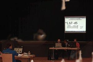 Marc Lang Blindschach-Weltrekord 06