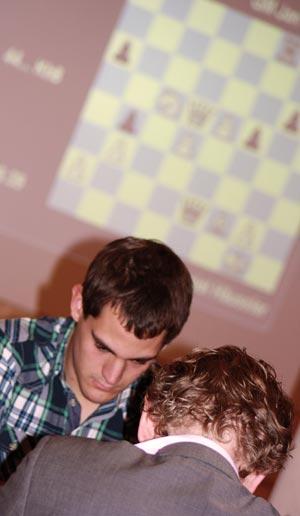 Marc Lang Blindschach-Weltrekord 05
