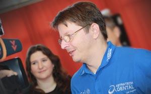 Marc Lang Blindschach-Weltrekord 01