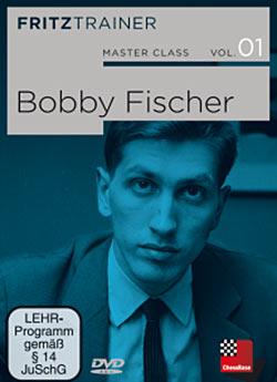 ChessBase Fritztrainer DVD Bobby Fischer Cover