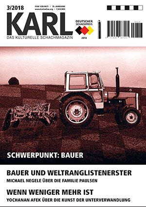 Karl 3/18 Schwerpunkt Bauer