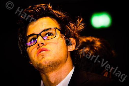 Magnus Carlsen, Grenke Chess Classic, Karlsruhe 2017