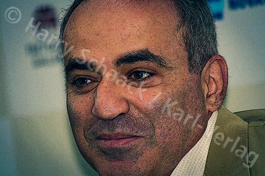 Garri Kasparow, Moskau 2012