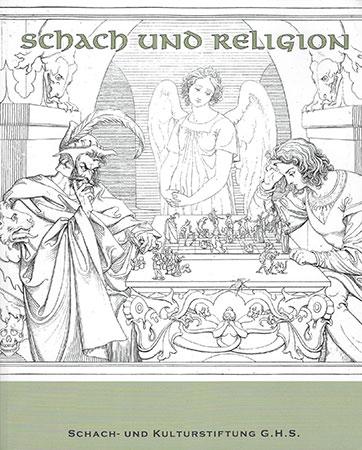 Schach und Religion Katalogcover