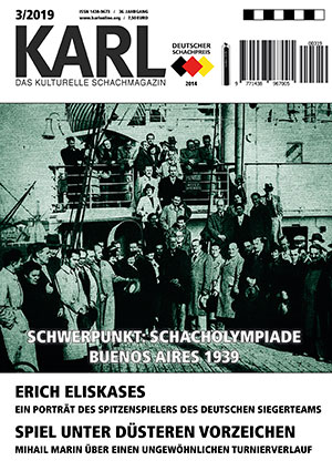 Titelcover Karl 3/19
