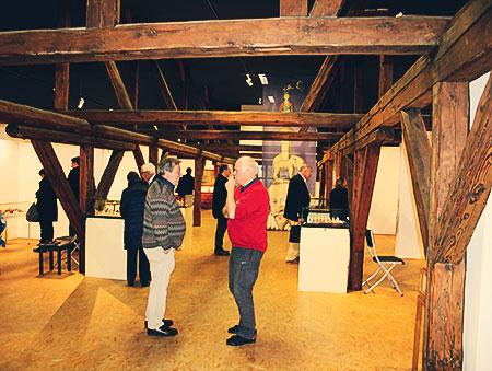 CCI-Ausstellung im Schraube-Museum