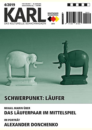 Titelcover Karl 4/19