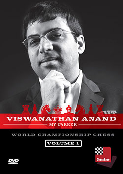 Titelcover Anand, My Career, Vol.1
