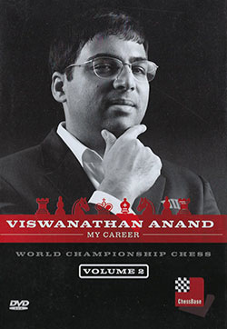 Titelcover Anand, My Career, Vol.2