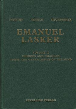 Emanuel Lasker Trilogie, Band 2