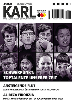 Titelcover Karl 3/20