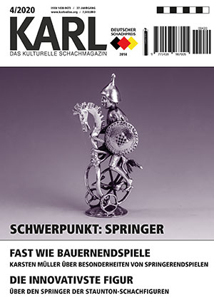 Titelcover Karl 4/20