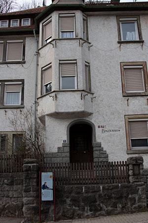 Bogoljubows Haus