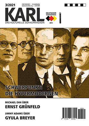 Titelcover Karl 3/21